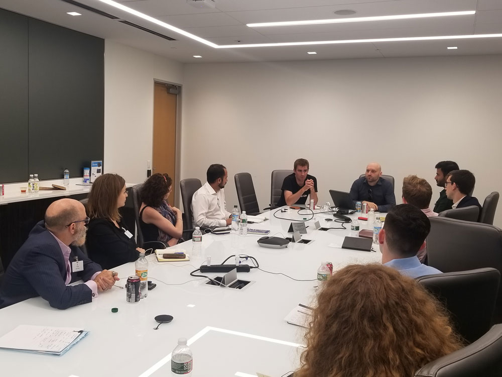 Cyber Career Trip Connects Students, Recent Grads with D C