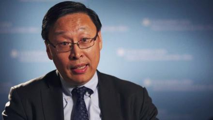 Alumni Profile: World Bank VP & Treasurer Jingdong Hua MPA '03