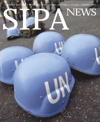 SIPA News January 2004