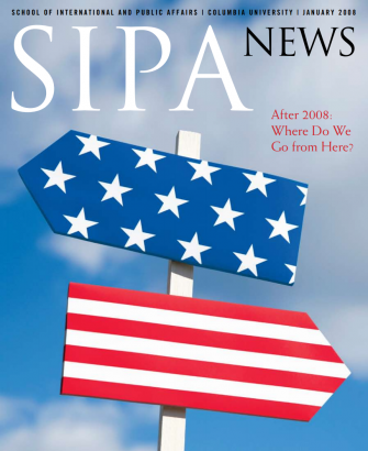 SIPA News January 2008