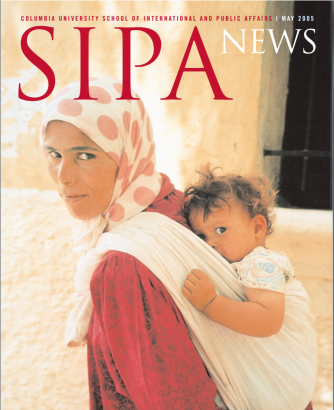 SIPA News May 2005