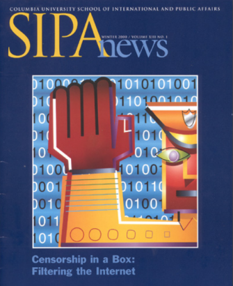 SIPA News Winter 2000