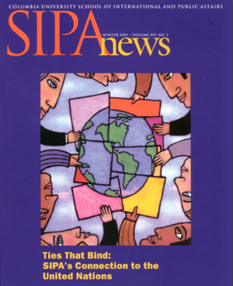 SIPA News Winter 2001