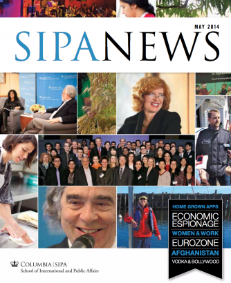 SIPA News - May 2014