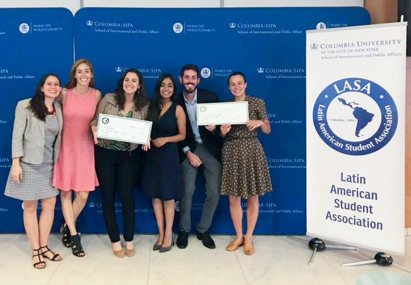 LASA Case Competition 1st and 2nd Winners