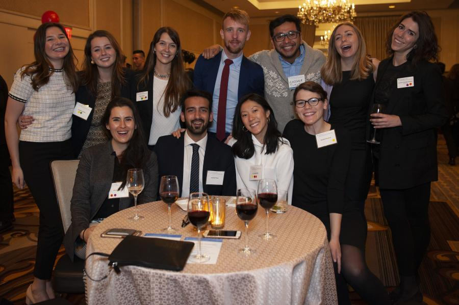 NYC Private Sector Reception 2019