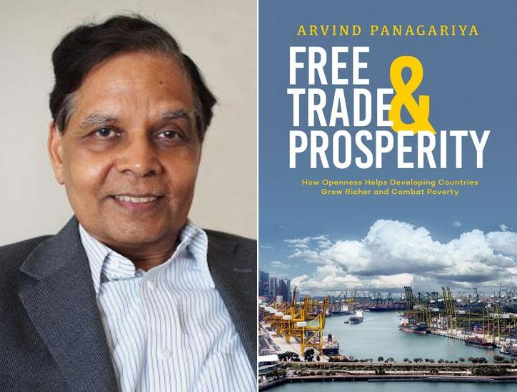 "Arvind Panagariya; ""Free Trade and Prosperity"" (Oxford 2019)"
