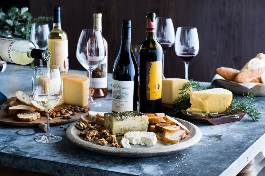 SIPA AA Wine and Cheese Party Argentina