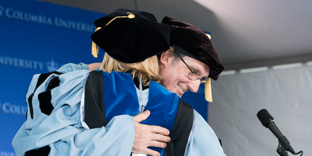 Columbia SIPA's virtual graduation ceremony on May 17, 2020, will highlight graduating students who receive awards that recognize achievements in diverse areas.