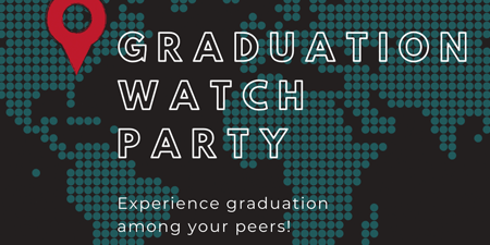 "Columbia SIPA will host three ""watch parties"" so graduating students can convene virtually to celebrate with their classmates."