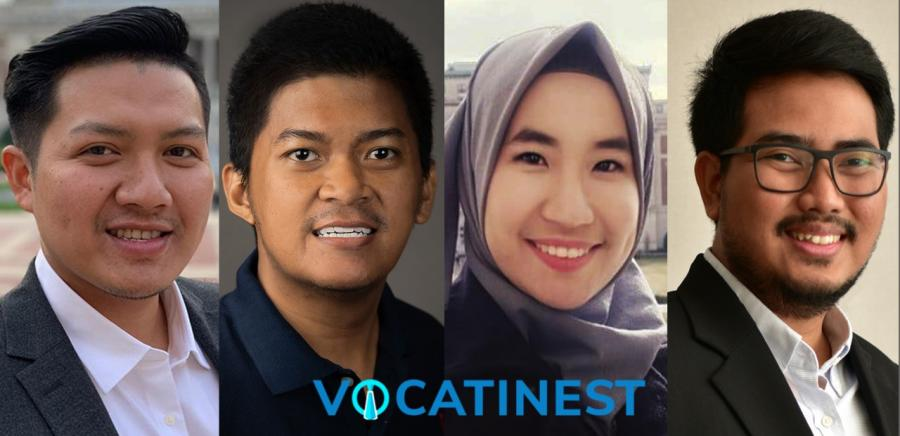 VocatiNest aims to empower 5 million Indonesian vocational students and 1.7 million graduates.