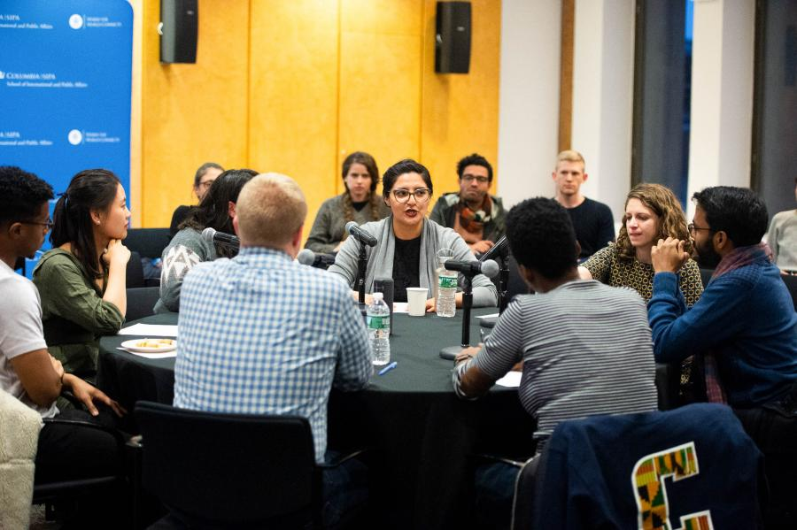 Diversity and Inclusion at SIPA