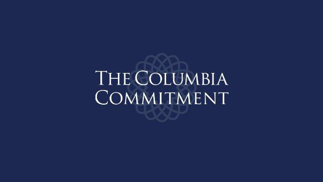 The Columbia Commitment Campaign