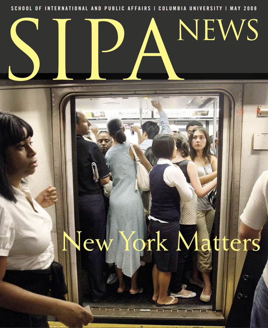 SIPA News May 2008