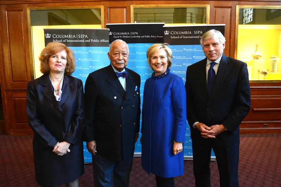 Janow, Dinkins, Hillary, and Bollinger