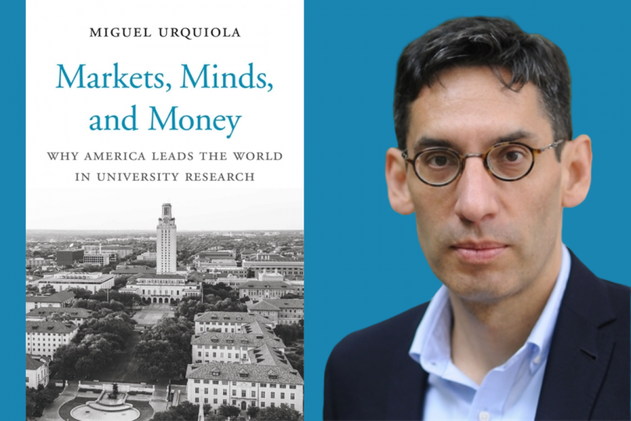 Market, Minds and Money, by Professor Miguel Urquiola, explores the market dynamics of the American education system.