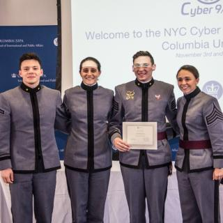 NYC Cyber 9/12 Student Challenge